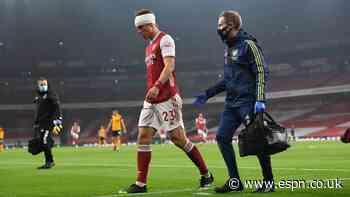 Arteta defends club's concussion protocols