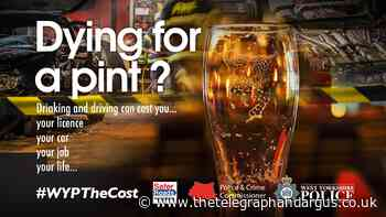 Campaign urges people not to drink or drug-drive this Christmas