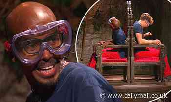 I'm A Celebrity 2020 SPOILER: Sir Mo Farah loses his cool