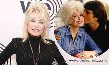 Dolly Parton discusses her 54-year marriage to Carl Thomas Dean