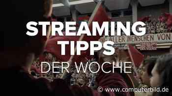 Streaming-Tipps der Woche: Neuheiten Anfang Dezember