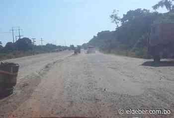 Yapacaní, Warnes, San Carlos, Portachuelo y Montero cerrarán la carretera desde la mañana del martes - EL DEBER