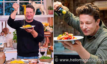 Jamie Oliver's daily diet: what the celebrity chef eats for breakfast, lunch and dinner