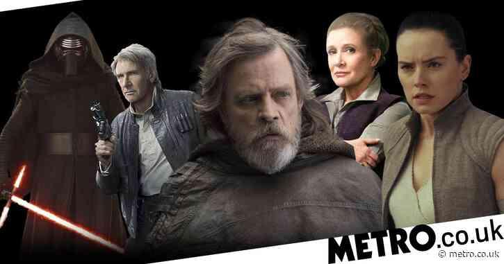 Star Wars fans conflicted as Rian Johnson reveals scrapped Anakin Skywalker scene in The Last Jedi