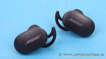 Bose QuietComfort Earbuds: App-Update fügt Lautstärkesteuerung per Wischen hinzu [Notiz]