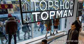 Topshop, Dorothy Perkins & Miss Selfridge issue gift card warning amid collapse