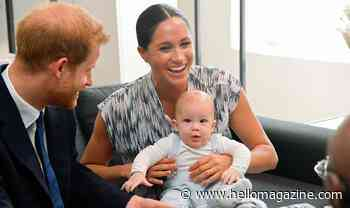 12 adorable photos of Prince Harry and Meghan Markle's son Archie
