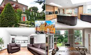 Sprawling Grade-II listed Durham country mansion  hits the market for £1.75m