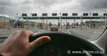 M6 Toll price to increase from Friday - but only for drivers of passenger cars