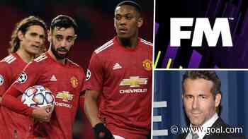 Football Manager 2021: Man Utd, Ryan Reynolds' Wrexham & the best teams to manage