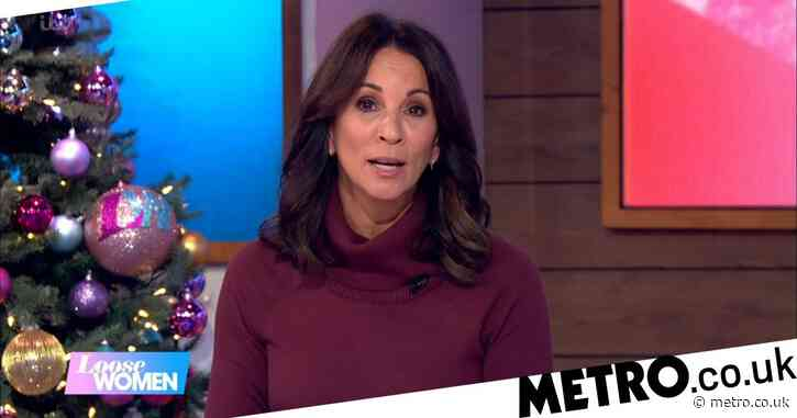Loose Women: Andrea McLean outlines how suffering a breakdown last year impacted her decision to leave