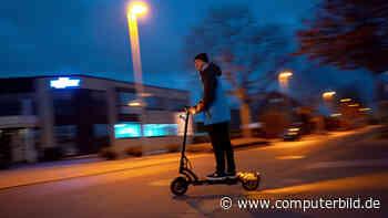 IO Hawk Legend: Das kann der Edel-E-Scooter