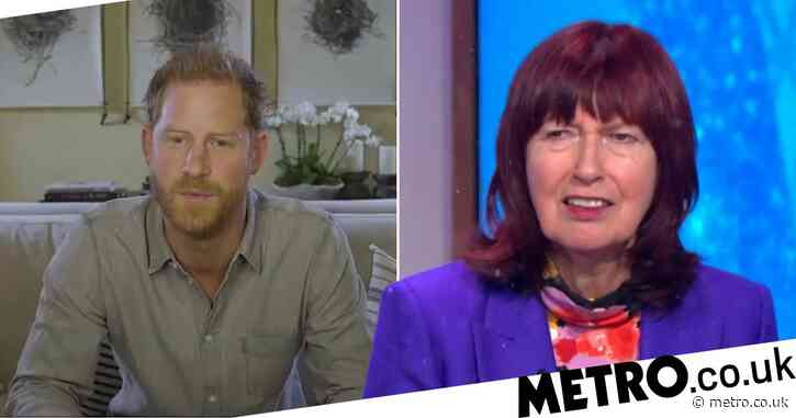 Janet Street-Porter slates Prince Harry's latest statement on the environment: 'Have a rethink'