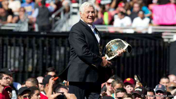 WWE Hall Of Famer Pat Patterson Passes Away