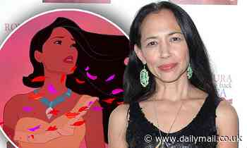 Disney's Pocahontas star Irene Bedard arrested twice in three days after 'drunken incidents'