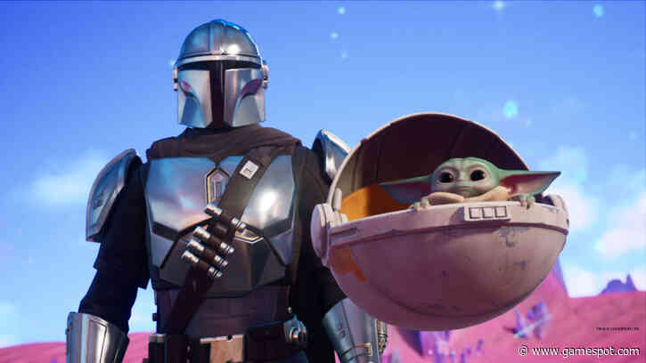 Fortnite Season 5 Adds Mandalorian, Baby Yoda, Map Changes, And More