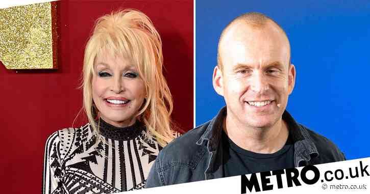 Author Matt Haig totally starstruck as Dolly Parton reveals she has his book and a Bible by her bed