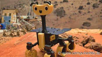 Mars-Rover: ExoMy zum Selbstbauen
