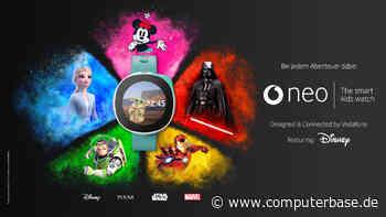 Vodafone Neo: Disney-Smartwatch für Kinder mit Baby Yoda