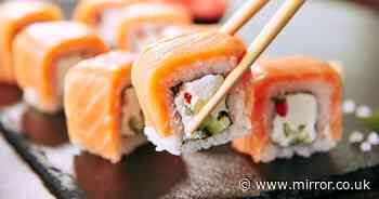 Woman hallucinated for months after eating five-day-old service station sushi