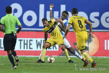 Hyderabad 1-1 Jamshedpur: Stephen Eze's late strike salvages a point for the Men of Steel