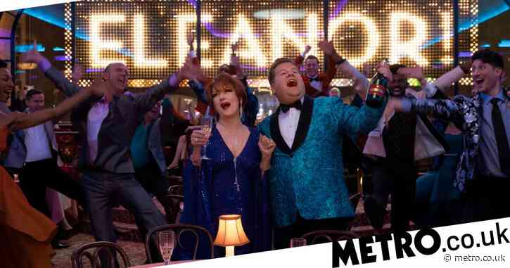 James Corden slammed for 'leaning into gay stereotypes' in Netflix musical The Prom