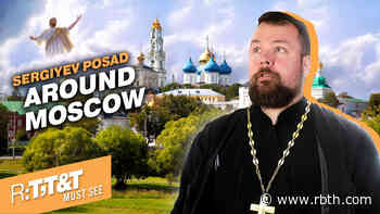 """Russia's """"Vatican"""" right outside of Moscow - Sergiyev Posad (VIDEO) - Russia Beyond"""