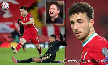 Diogo Jota 'is the signing of the season', insists Michael Owen