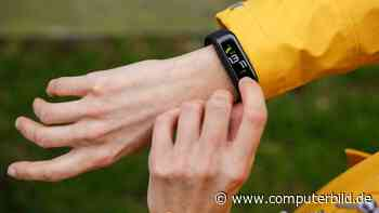 Galaxy Fit 2: Samsung-Tracker aus dem Aldi-Angebot im Test