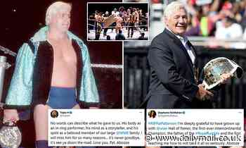 Pat Patterson, wrestling's first gay star, dies at 79