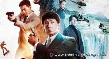 Vanguard - Elite Special Force: Neuer Trailer zum Action-Film mit Jackie Chan | Robots & Dragons - Robots & Dragons