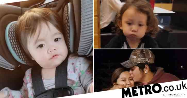 Toddler only survivor of crash that killed her pregnant mother, father and brother, 2,