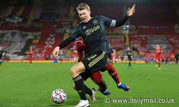 Liverpool dealt heavy blow in pursuit of Perr Schuurs after Dutchman rules out Anfield move