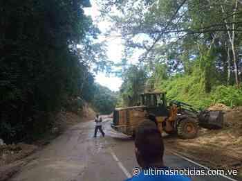 Restablecido paso entre Higuerote y Chirimena - Últimas Noticias
