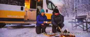 Des forfaits «ski et vanlife» pour un voyage d'hiver pas banal au Québec