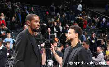 Report: Kevin Durant, Nets to face Warriors on NBA 2020-21 opening night
