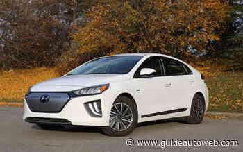 Hyundai Ioniq 2020: on l'oublie trop souvent