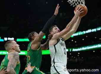 Nets' first two games tentatively set as Opening Night against Warriors and Christmas against Celtics