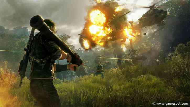 Just Cause Creator Opens New AAA Games Studio