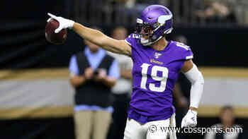 Vikings' Adam Thielen activated from COVID-19 list ahead of Week 13 matchup with Jaguars