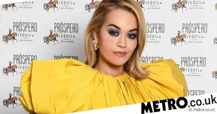 Rita Ora's music banned by radio host over rule-breaking 30th birthday bash