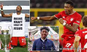 David Alaba will be in demand after Bayern Munich contract talks failed
