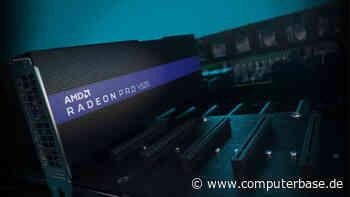 AMD: Radeon Pro V520 schafft keine 1475 TFLOPS oder 1000 GHz [Notiz]