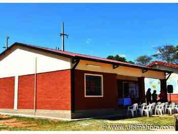 Entregan importantes obras en área educativa en Alto Verá - ÚltimaHora.com