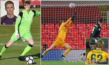 HowCaoimhin Kelleher rose the ranks to become Jurgen Klopp's trusted pair of hands for Liverpool