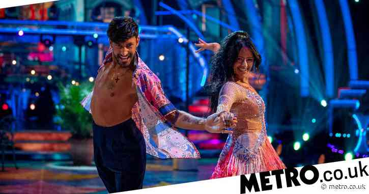 Strictly Come Dancing 2020: Giovanni Pernice tells Ranvir Singh 'I love you' on ballroom floor