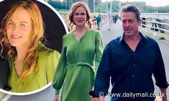 Nicole Kidman shares behind-the-scene snaps from her HBO series The Undoing: 'I'm forever grateful'