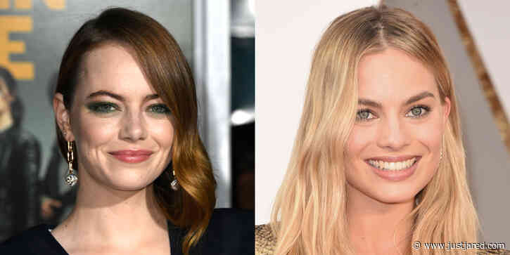 Emma Stone Exits 'Babylon,' Margot Robbie In Talks to Replace Her Opposite Brad Pitt