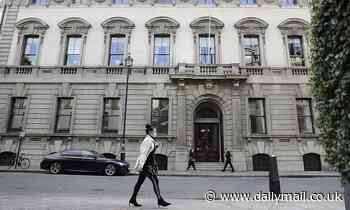 Lawyers petition Garrick Club to admit women members for the first time in its 189-year history