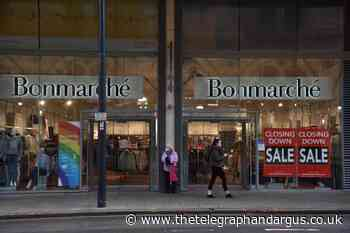 Bonmarché enters administration for second time in two years - Bradford Telegraph and Argus